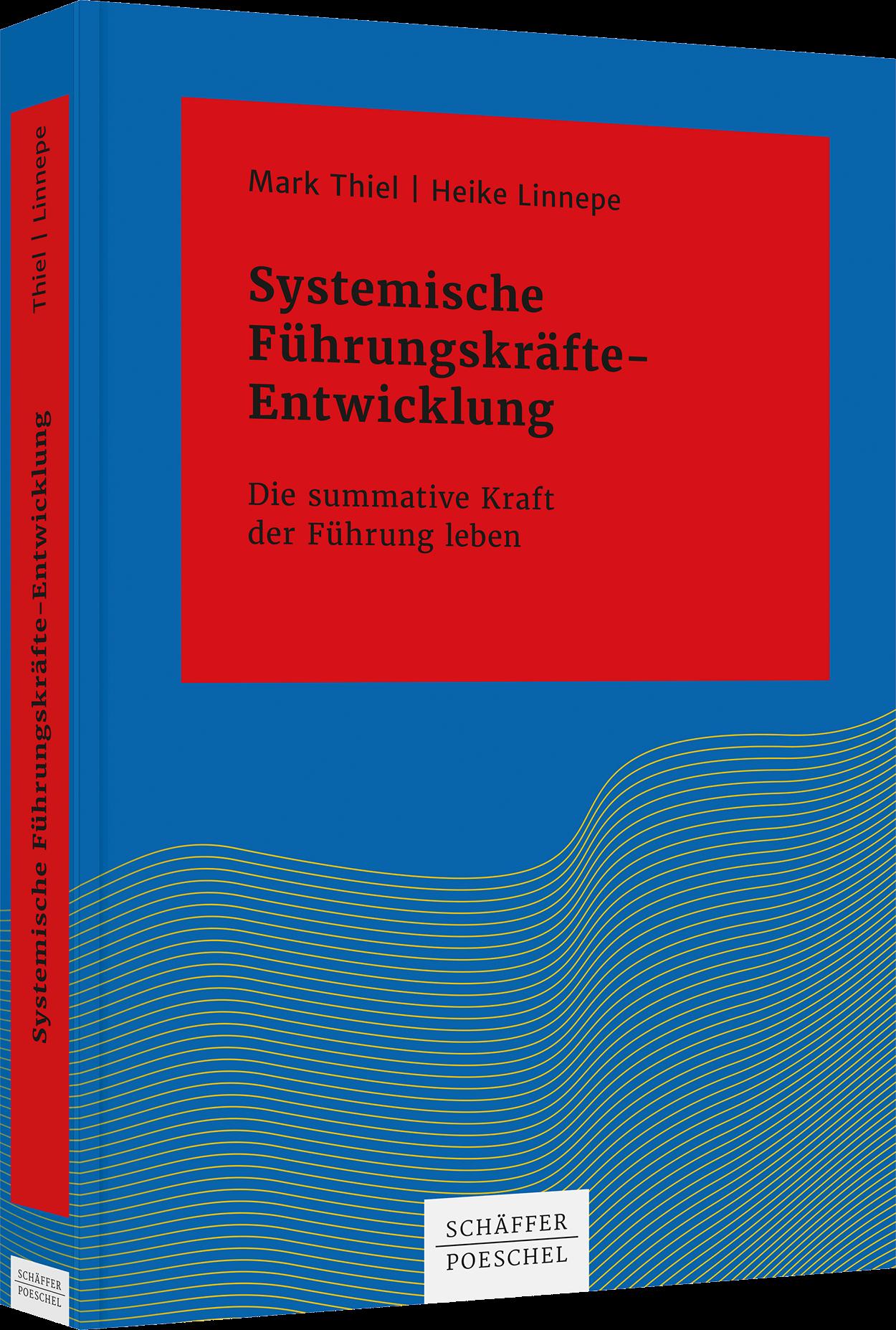 Buchcover: Systemische Führungskräfte-Entwicklung.
